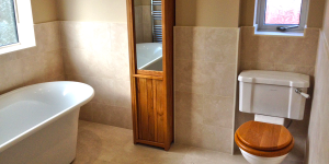 Bathroom improvements and fittings in Cheshire