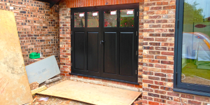UPVC, wooden and metal doors and window installation and fitting in Cheshire