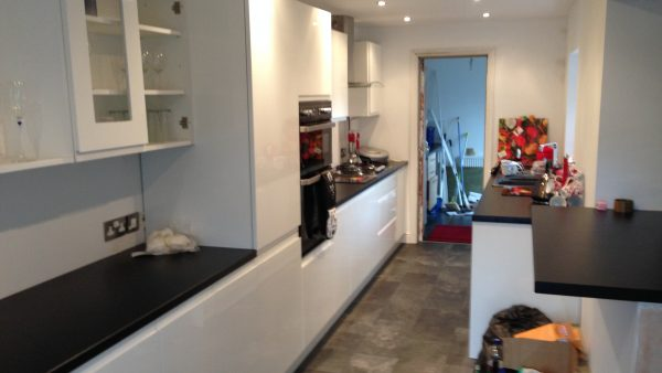 Kitchen remodelling and construction