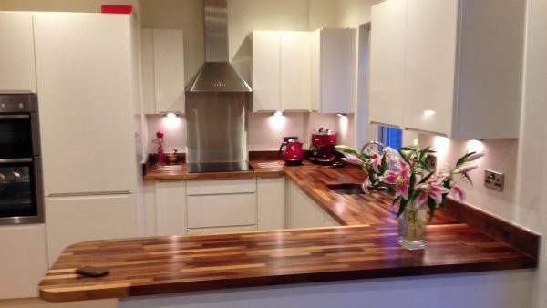 Great Moor kitchen